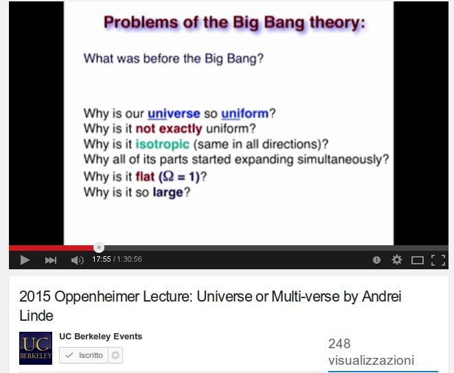 Universo o Multiverso?