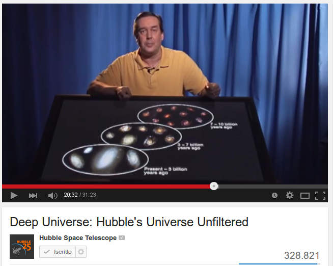 Campo Profondo di Hubble
