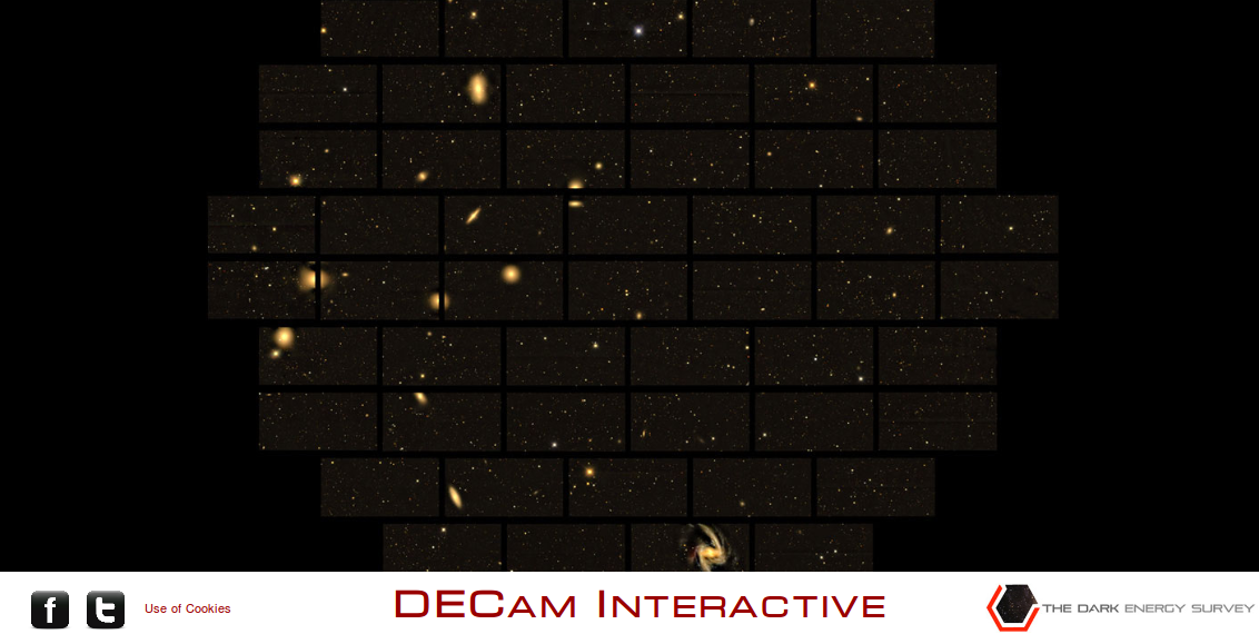 Dark Energy Camera DECam