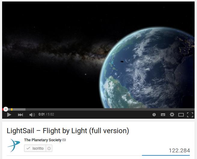 LightSail – Flight by Light