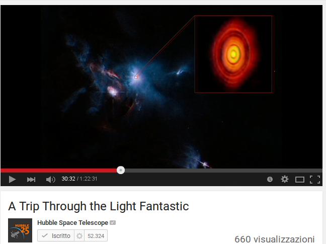 Un viaggio attraverso il fantastico mondo della luce