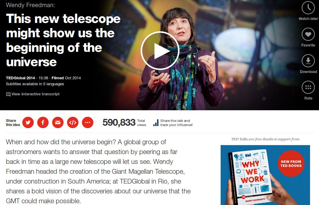 Questo nuovo telescopio potrebbe mostrarci l'inizio dell'universo