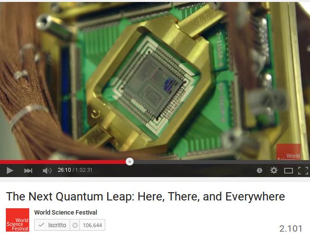 Teletrasporto, Crittografia e Calcolo quantico