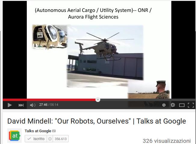 Perche' i robot hanno ancora bisogno di noi