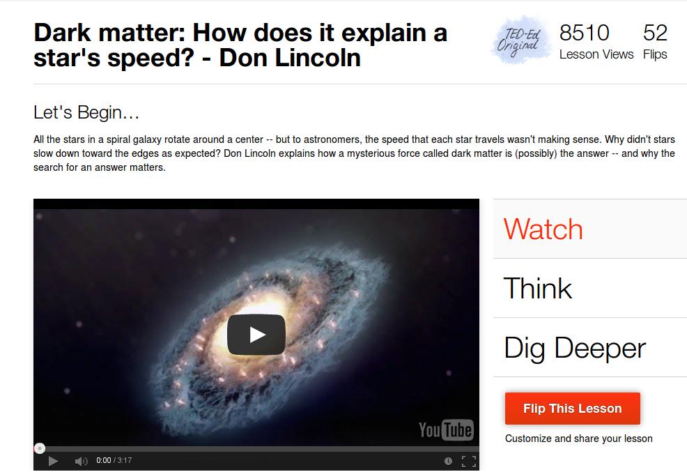 Come la materia scura spiega la velocita' delle stelle