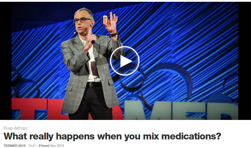 What really happens when you mix medications?