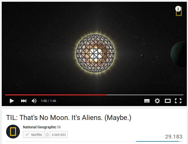 Come cercare gli alieni