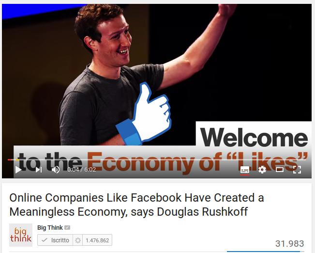 Online Companies Like Facebook Have Created a Meaningless Economy