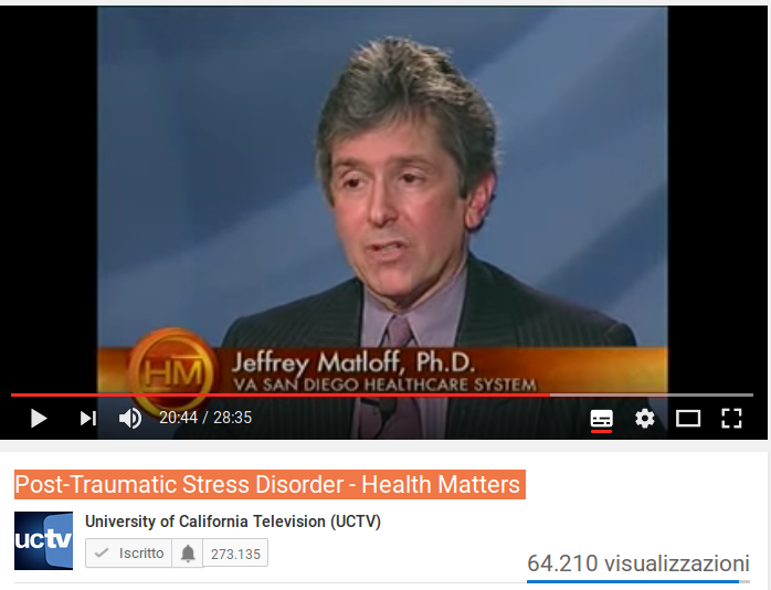 Post-Traumatic Stress Disorder - Health Matters