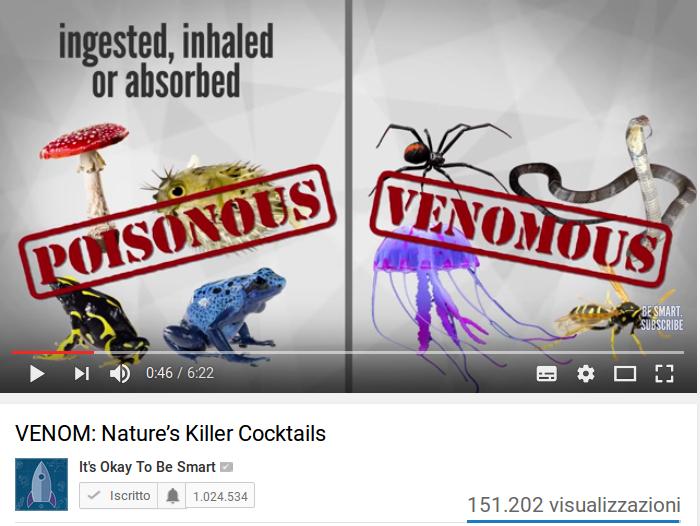 VENOM: Nature's Killer Cocktails