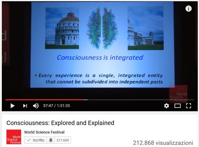 I misteri della coscienza