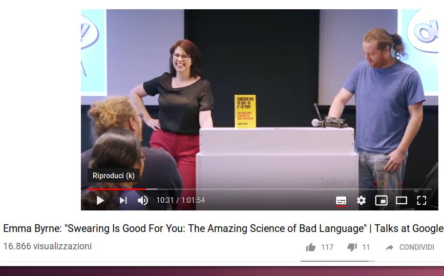 Dire parolacce ti fa bene : la sorprendente scienza del turpiloquio