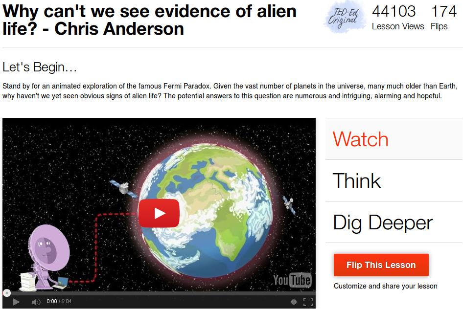 Dove sono gli extraterrestri?