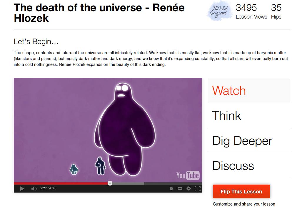 La fine dell'Universo