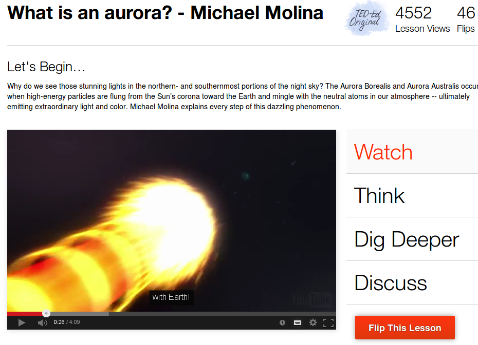 What is aurora?