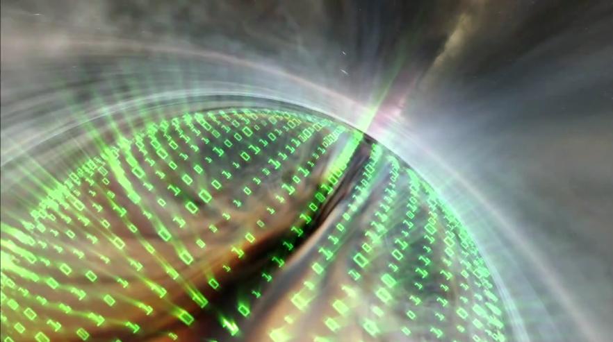 L'informazione catturata dall'orizzonte degli eventi dei buchi neri
