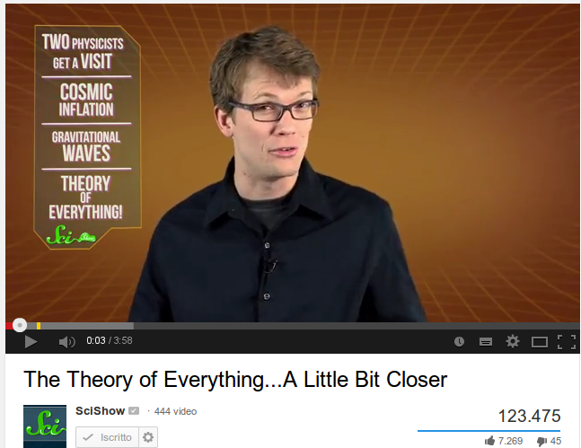 The theory of everything ... a little bit closer
