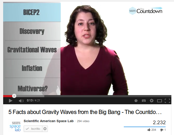 5 Facts about Gravity Waves from the Big Bang