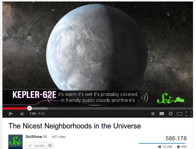 Alla ricerca di una nuova casa nell'universo
