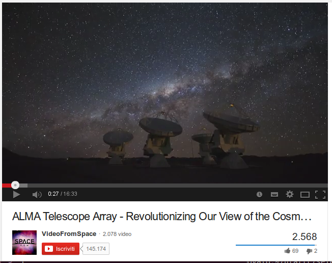 ALMA Telescope Array - Revolutionizing Our View of the Cosmos