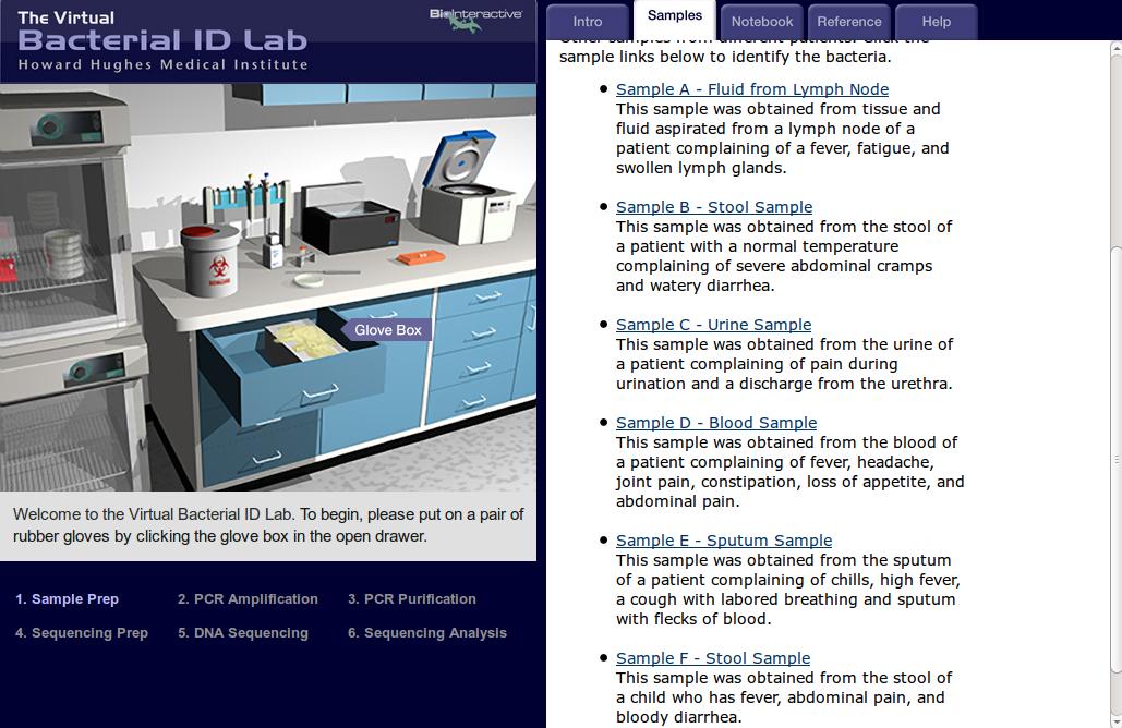 Introduzione : siete curiosi di sapere come un moderno laboratorio