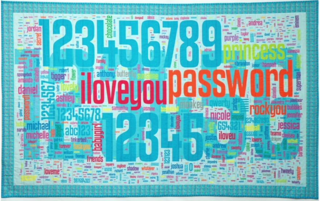 Cosa non va nelle nostre password?