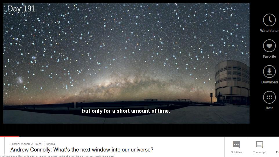 LSST la prossima finestra sul nostro Universo