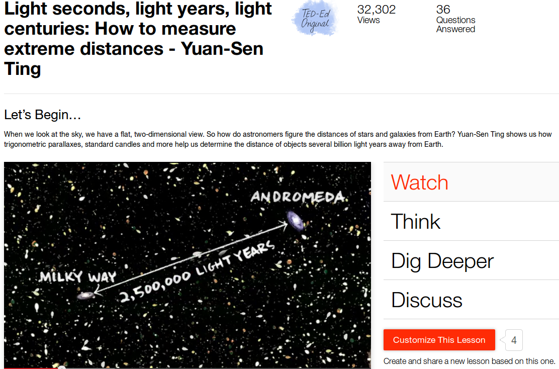 Light seconds, light years, light centuries: How to measure extreme distances