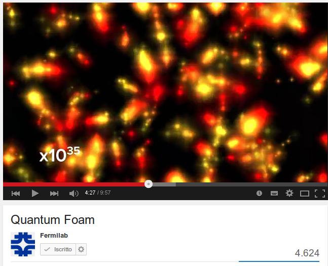 Quantum foam