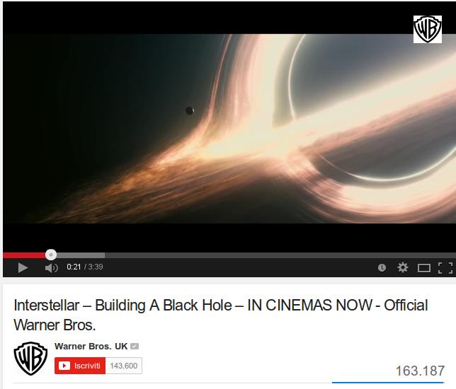 Come visualizzare un buco nero